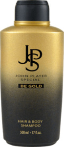 John Player Special Dusche Be Gold