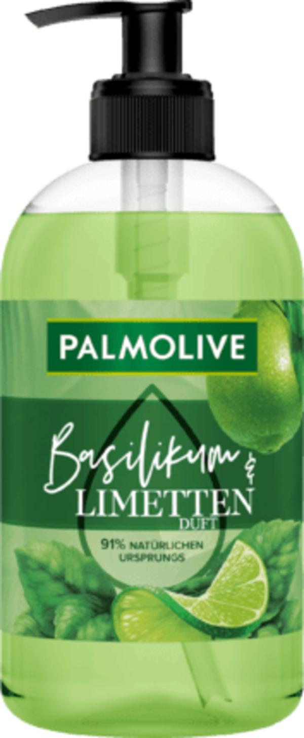 Palmolive Flüssigseife Botanical Dreams Basilikum & Limette