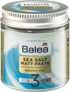Balea Matt-Paste Sea Salt