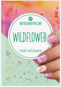 essence cosmetics Nagelsticker WILDFLOWER nail stickers