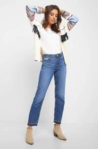 Highwaist Straight Jeans
