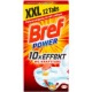 Bref Bref Power 10x Effekt WC-Krafttabs 12 Stück