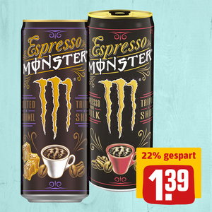 Espresso Monster 250 ml