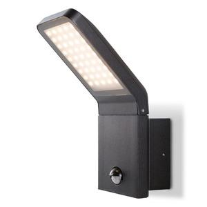 Brilliant LED-Außenwandleuchte Panel