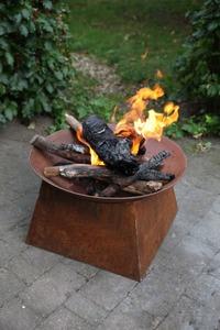 esschert design Feuerschale Fancy Ø 57 cm