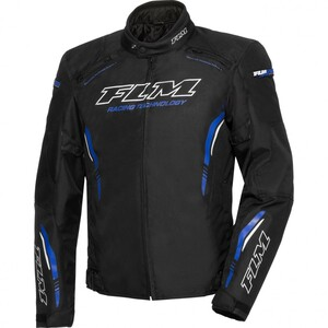FLM            Sports Textiljacke 6.0 blau