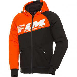 FLM            Sports Hoodie mit Protektoren 1.0 orange