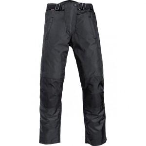 Road Damen Tour Textilhose 1.0 schwarz Größe L