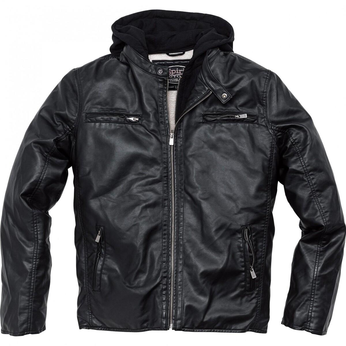 Bild 1 von Spirit Motors Freizeit-Urban Jacke 1.0 schwarz Herren Größe M