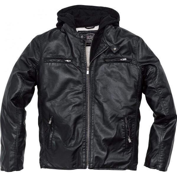 Spirit Motors Freizeit-Urban Jacke 1.0 schwarz Herren Größe M