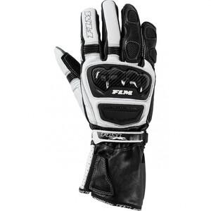 FLM Sports Lederhandschuh 2.1 weiß Herren Größe 7