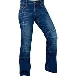 Louisy Damen Jeans blau Größe 26