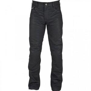 Furygan Jeans D02 Oil schwarz Herren Größe 46