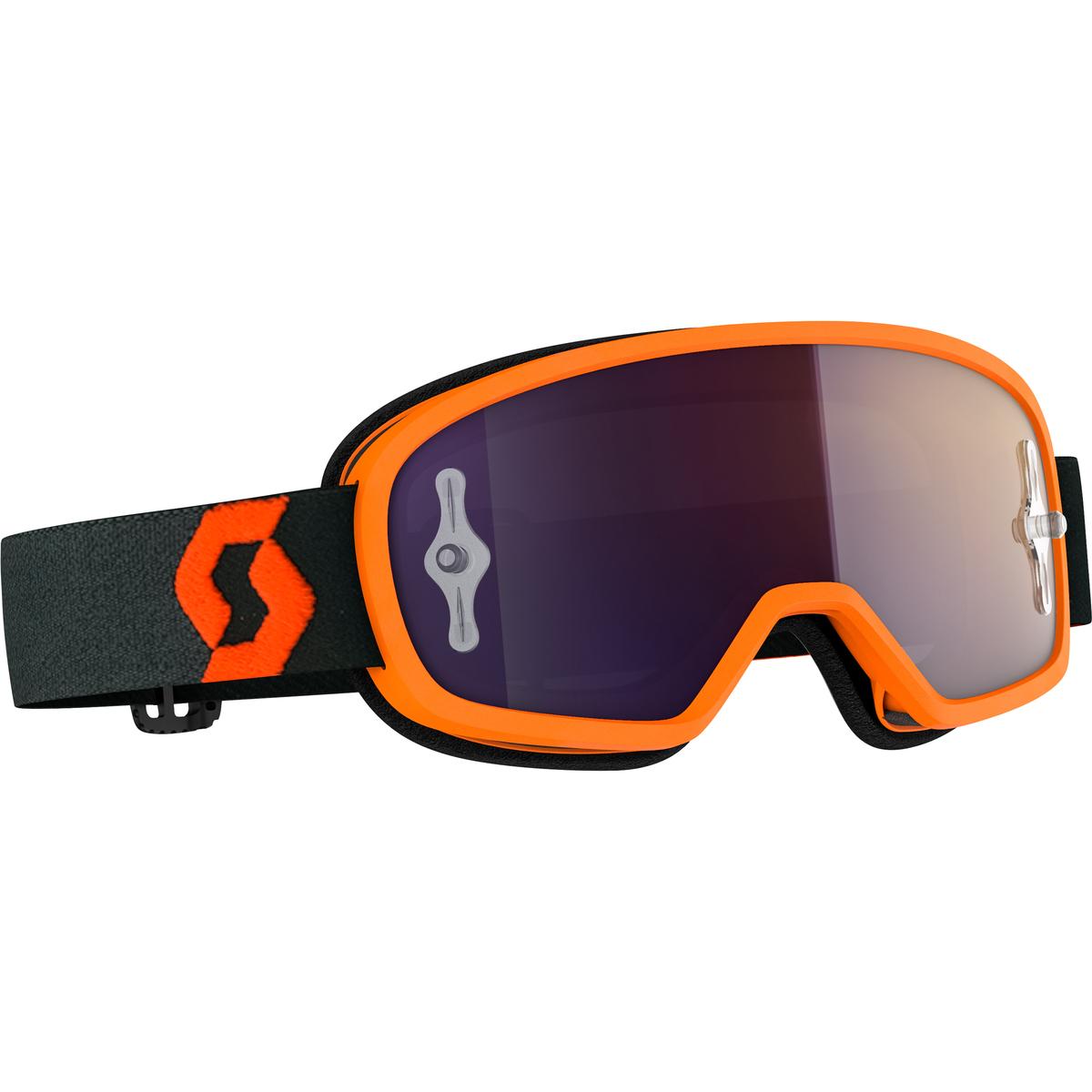 Bild 2 von Scott Buzz Pro Kinder Crossbrille orange