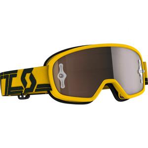 Scott Buzz Pro Kinder Crossbrille gelb