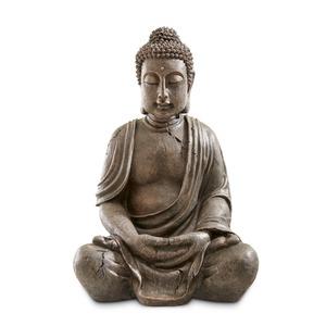 Deko-Buddha Polyresin, 70 cm