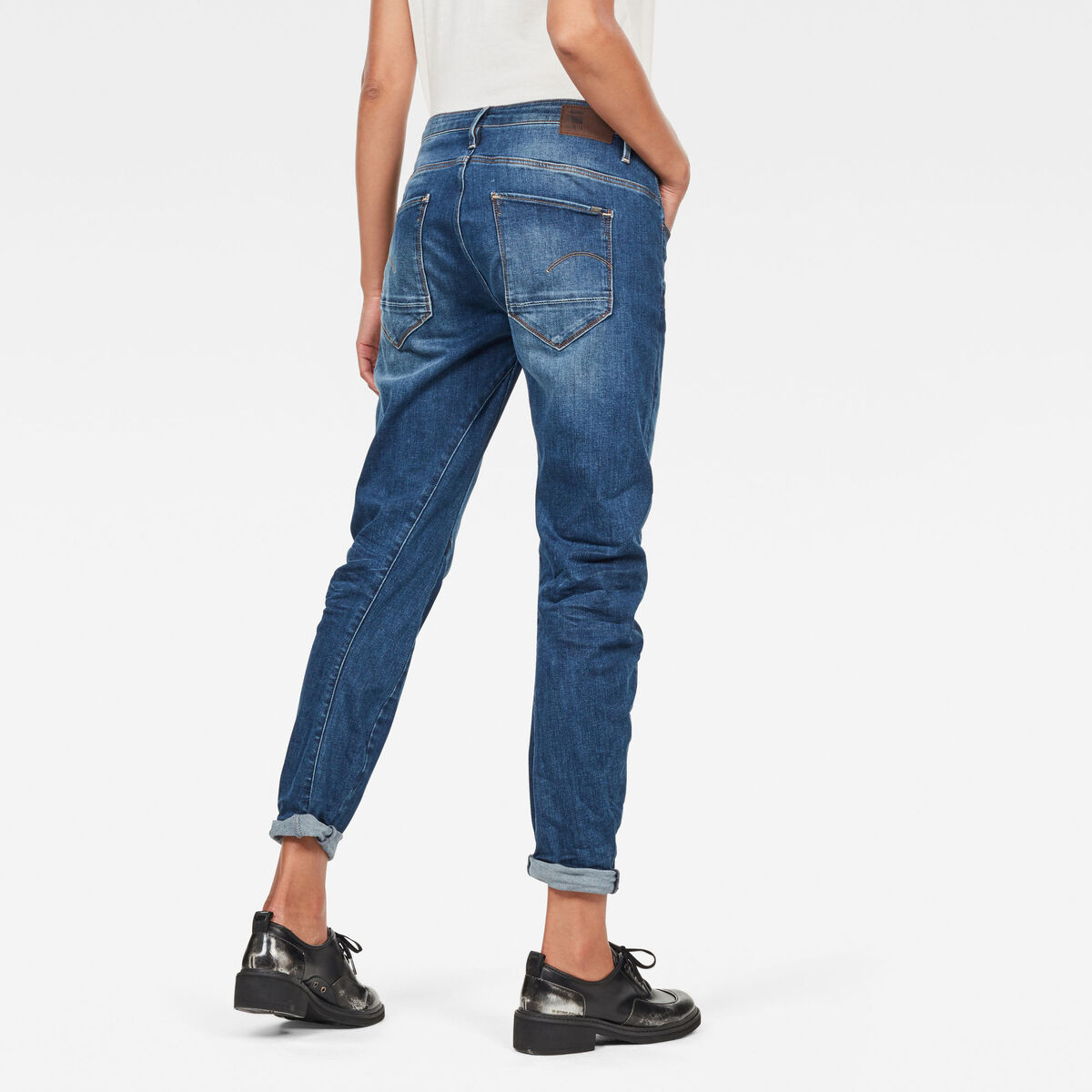 Bild 2 von Arc 3D Low Waist Boyfriend Jeans
