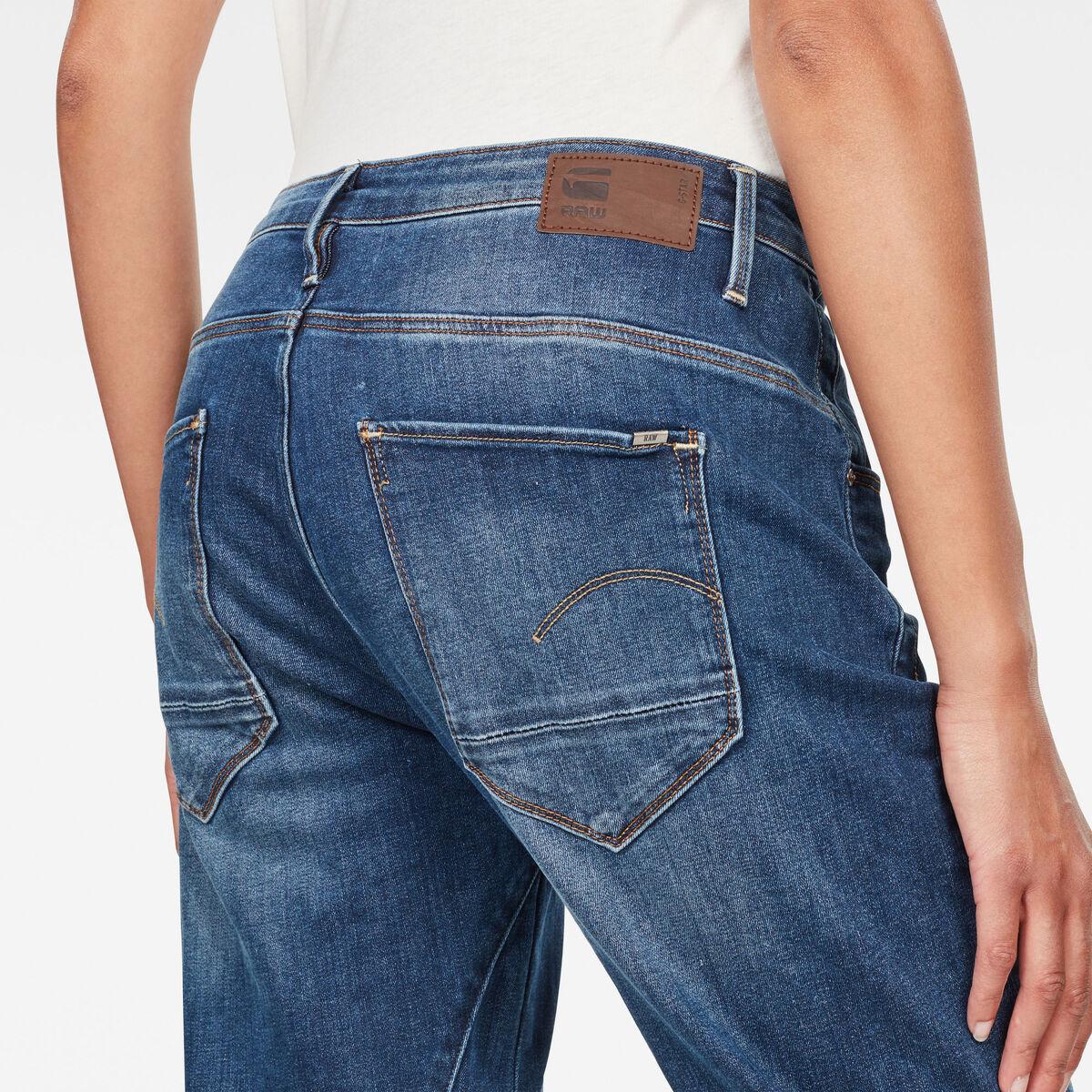 Bild 3 von Arc 3D Low Waist Boyfriend Jeans