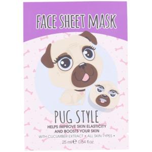My Skin Tier-Gesichtsmaske