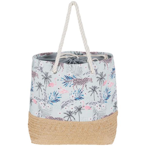 Geflochtene Strandtasche