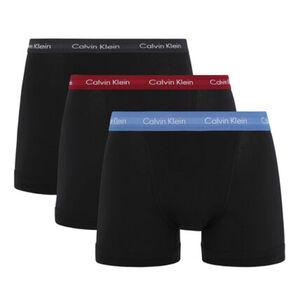 Calvin Klein Pants, 3er-Pack, Label-Bund, Jersey, Flachnähte, für Herren