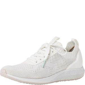 Tamaris Sneaker, Strickbund, sportlich, für Damen