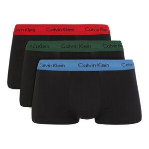 Calvin Klein Pants, 3er-Pack, Label-Bund, Jersey, für Herren