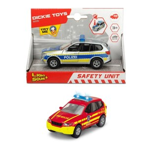 Dickie Toys - Safety Unit, sortiert