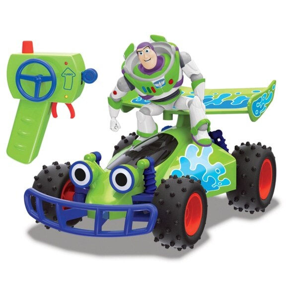 Toy Story 4 - RC Buzzlightyear Turbo Buggy, 1:24