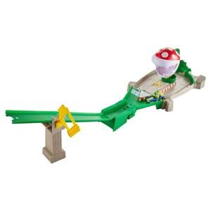 Hot Wheels Mario Kart Piranha-Pflanzen-Trackset