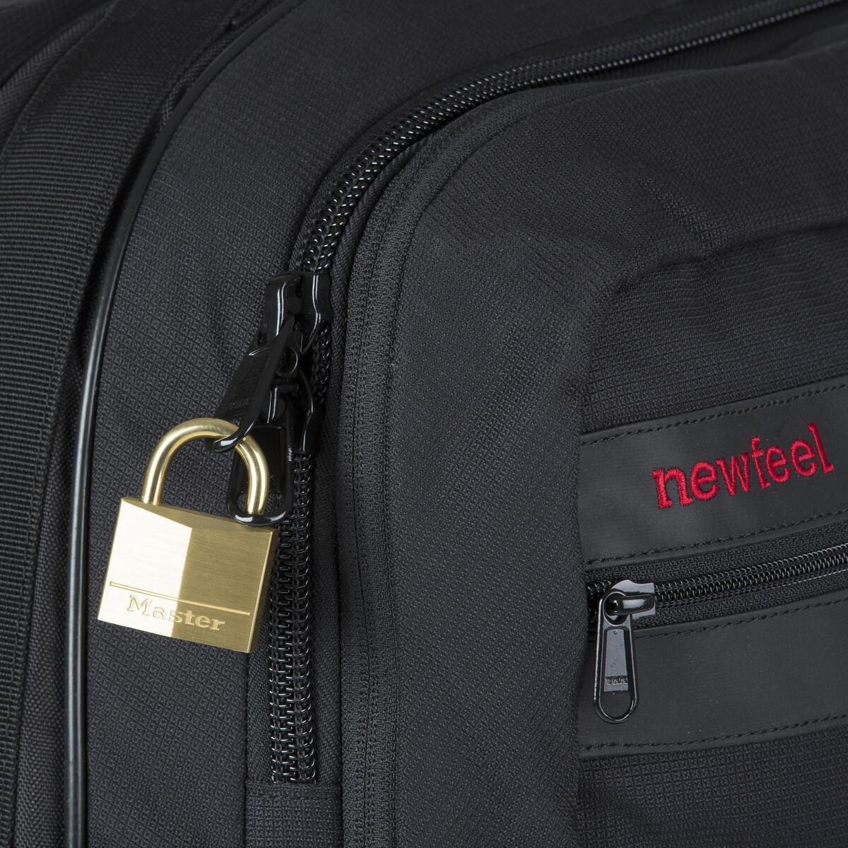 Bild 5 von TRAVEL Vorhängeschloss für Koffer 35 mm Messing mit Schlüssel