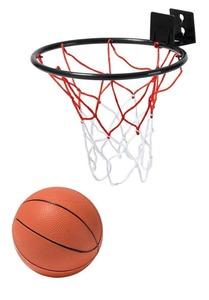 Simba Basketball-Korb inklusive Ball, 2-teilig