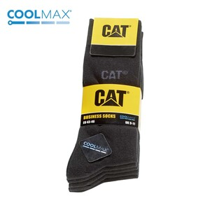 CAT  Herren-Outdoor- oder Businesssocken versch. Größen, je 5er-Pack