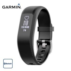 Fitness-Armband vivosmart® 3 · Schrittzähler, Kalorienverbrauch, Schlafüberwachung, Stockwerke, Herzfrequenzmessung · Smartphone-Benachrichtigungen  · Wasserdicht bis 5 ATM · bis zu 5 Tage Bat