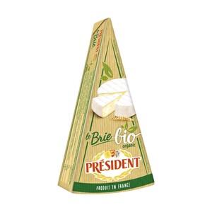 Président Bio Le Brie Französischer Weichkäse jede 200-g-Spitze