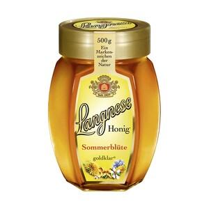 Langnese Honig Sommerblüte goldklar oder Landhonig goldcremig jedes 500-g-Glas