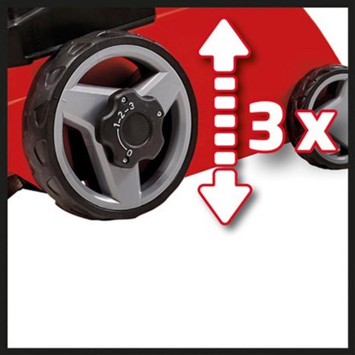 Bild 3 von Einhell Akku-Vertikutierer und -Lüfter GC-SC 36/31 Li-Solo Power X-Change