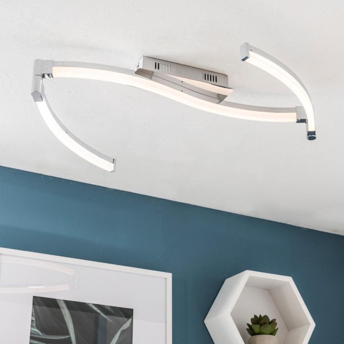 Bild 3 von DesignLive LED-Deckenleuchte AMSTERDAM