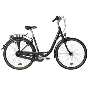 City Bike 28 Zoll Elops 920 LF Damen dunkelgrau