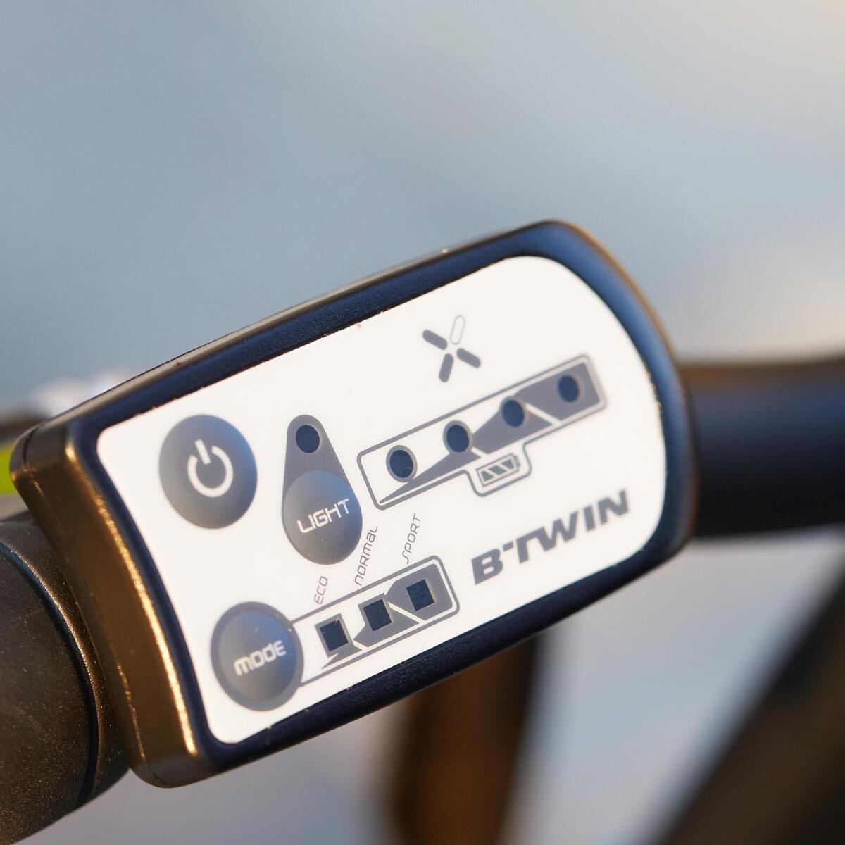 Bild 5 von E-Bike Faltrad Klapprad 20 Zoll Tilt 500E schwarz