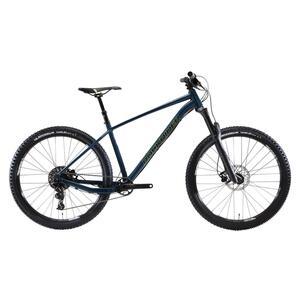 Mountainbike 27,5+ Zoll Rockrider AM 100 HT petrolblue