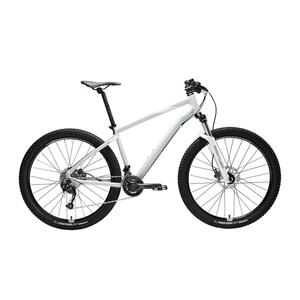 Mountainbike ST540 MTB 27,5 Zoll Damen grau/rosa
