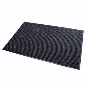 acerto® Schmutzfangmatte schwarz 50x80cm