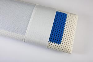 Ortho-Vital Visco-Kopfkissen Blue Air | 40x80 cm