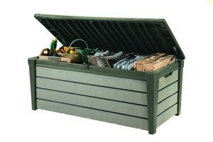 Keter Brushwood Box 455 Liter taupe