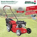 Bild 1 von Powertec Garden Benzin-Rasenmäher PPLM 42-2 mit Benzinkanister