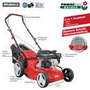Bild 3 von Powertec Garden Benzin-Rasenmäher PPLM 42-2 mit Benzinkanister