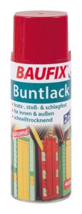 BAUFIX Buntlack Spray rot