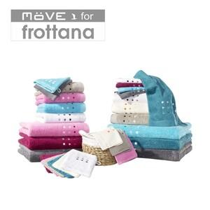 Frottier-Serie 100 % Baumwolle, versch. Größen  z. B. 50 x 100 cm, je