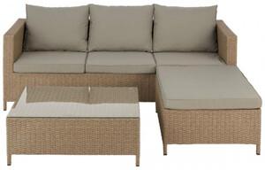 Lounge-Sofa-Set Polyrattan